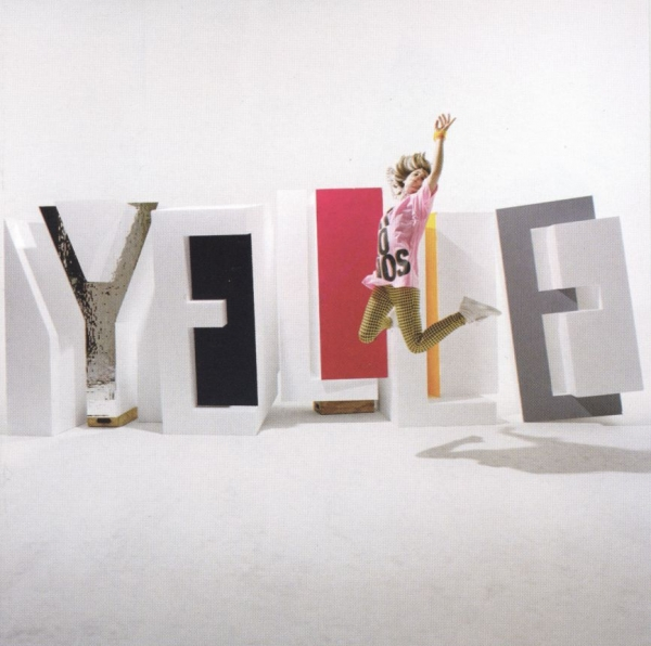 YELLE Pop-up cover art
