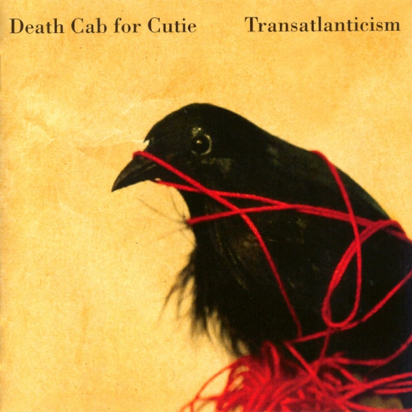 Death Cab for Cutie Transatlanticism cover art