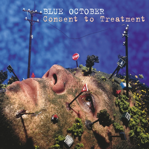Blue October Consent to Treatment Cover Art