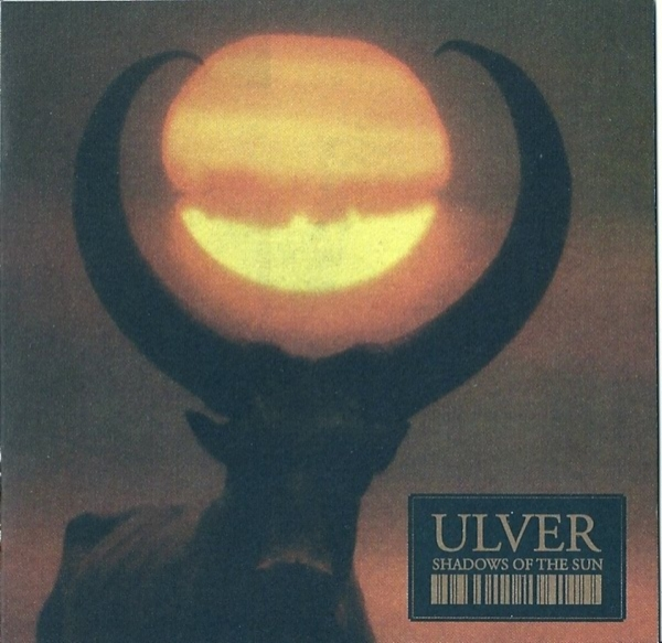Ulver Shadows of the Sun cover art