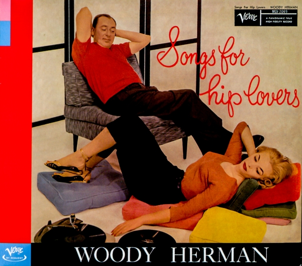 Woody Herman Songs for Hip Lovers cover art