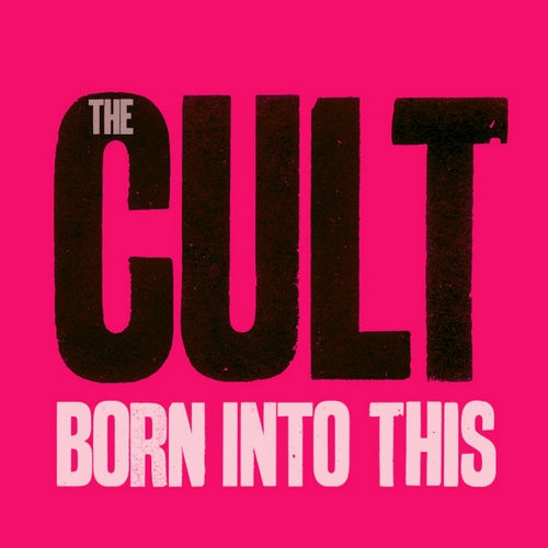 The Cult Born Into This cover art