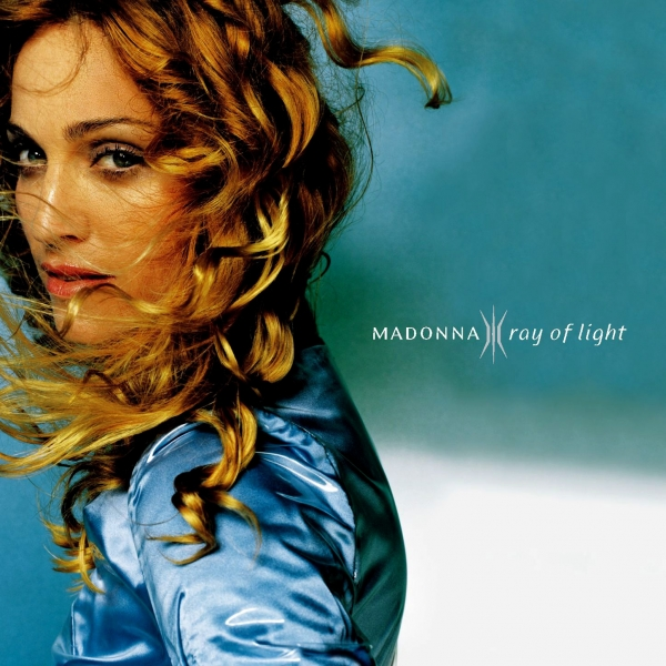 Madonna Ray of Light Cover Art