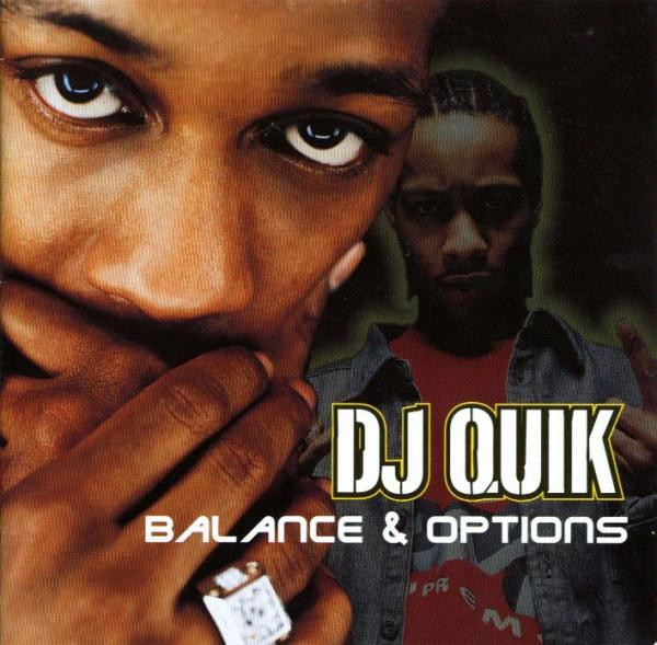 DJ Quik Balance & Options cover art