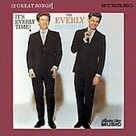 The Everly Brothers It's Everly Time! cover art
