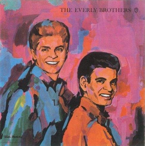 The Everly Brothers Both Sides of an Evening cover art
