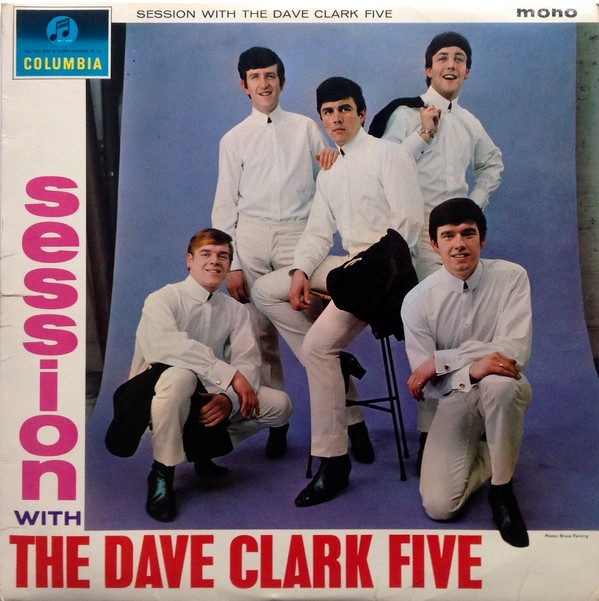 The Dave Clark Five A Session With the Dave Clark Five Cover Art