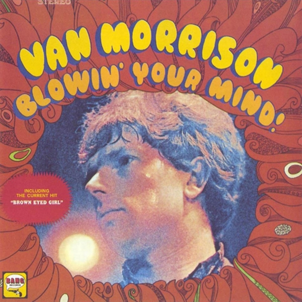 Van Morrison Blowin' Your Mind! cover art