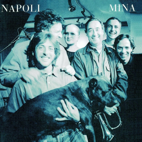 Mina Napoli Cover Art