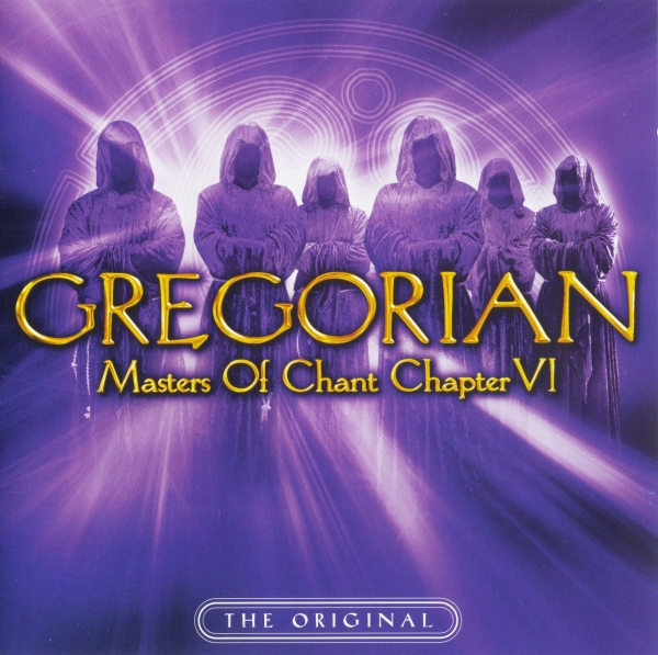 Gregorian Masters of Chant, Chapter VI Cover Art