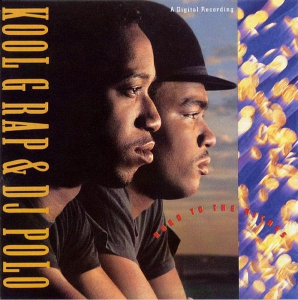 Kool G Rap & DJ Polo Road to the Riches cover art