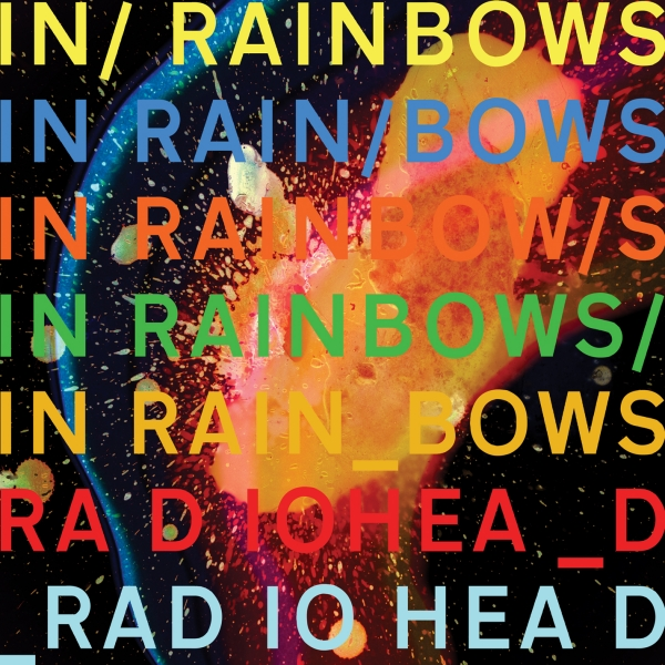 Radiohead In Rainbows cover art