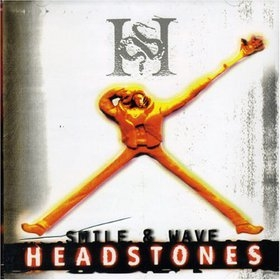 Headstones Smile & Wave Cover Art