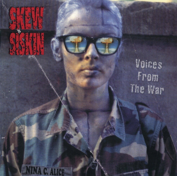 Skew Siskin Voices From the War Cover Art