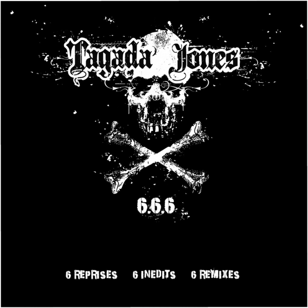 Tagada Jones 6.6.6 cover art