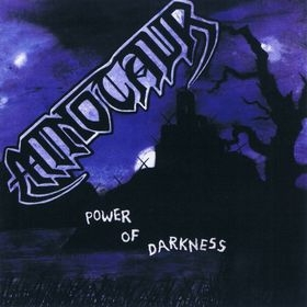 Minotaur Power of Darkness Cover Art