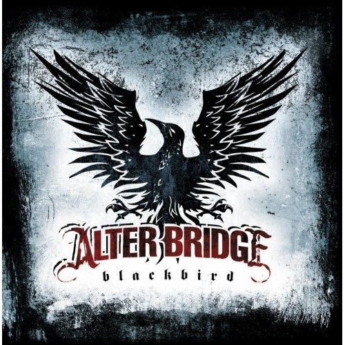 Alter Bridge Blackbird cover art