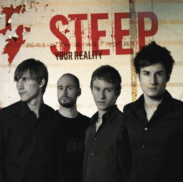 STEEP Your Reality cover art