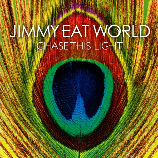 Jimmy Eat World Chase This Light cover art