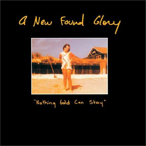 New Found Glory Nothing Gold Can Stay cover art