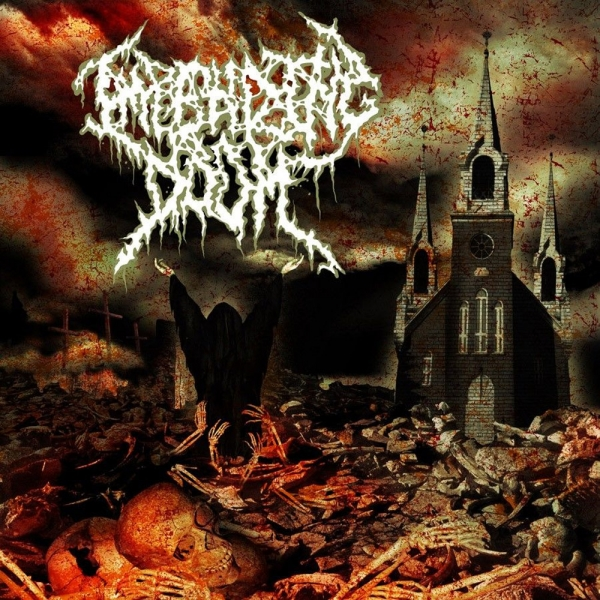 Impending Doom Nailed. Dead. Risen. cover art