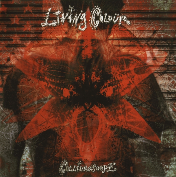 Living Colour Collideøscope Cover Art