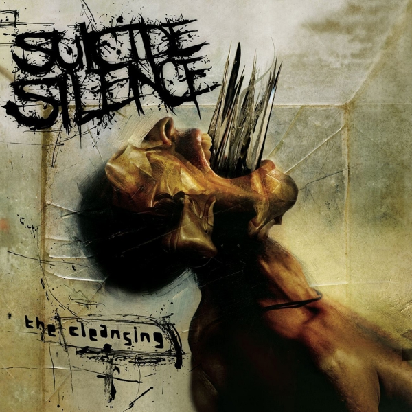 Suicide Silence The Cleansing cover art