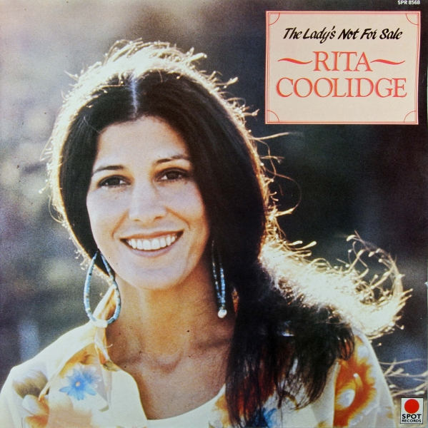Rita Coolidge The Lady's Not for Sale cover art