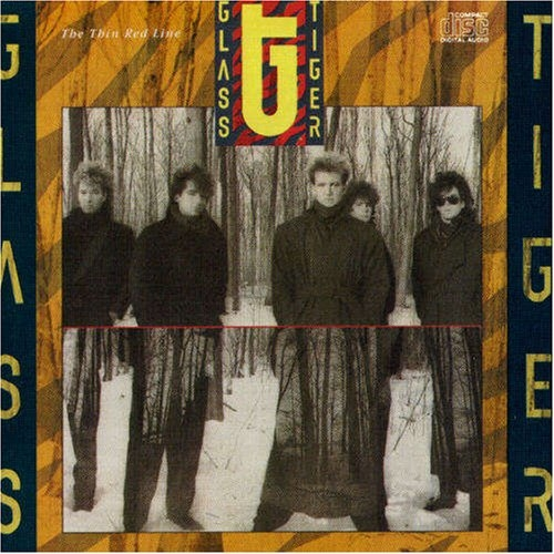 Glass Tiger The Thin Red Line cover art