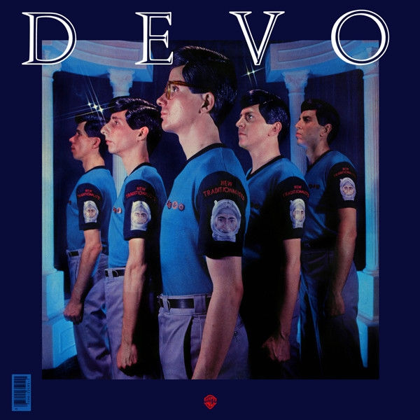 Devo New Traditionalists cover art