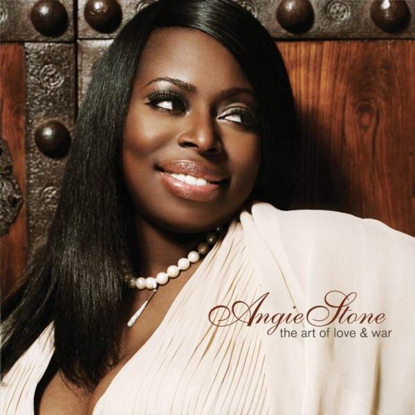 Angie Stone The Art of Love & War cover art