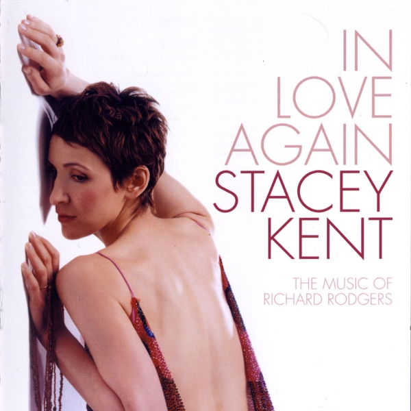 Stacey Kent In Love Again: The Music of Richard Rodgers cover art