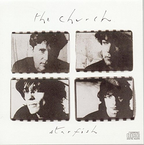 The Church Starfish cover art