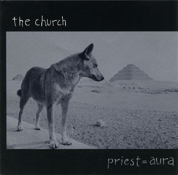 The Church Priest = Aura cover art