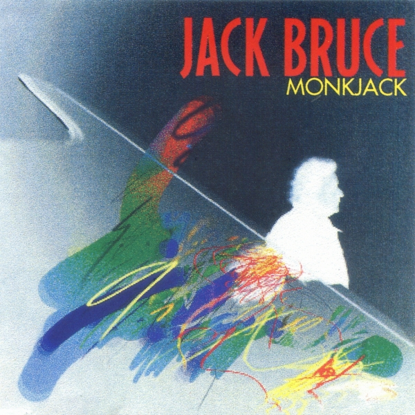 Jack Bruce Monkjack cover art