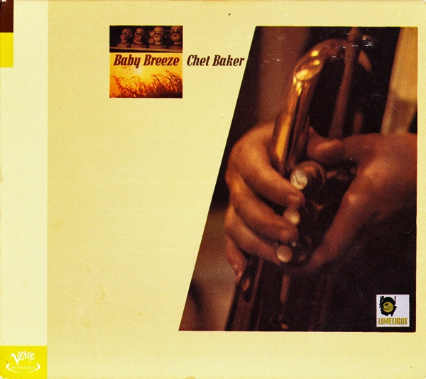 Chet Baker Baby Breeze cover art
