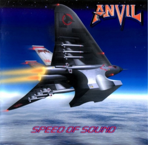 Anvil Speed of Sound cover art