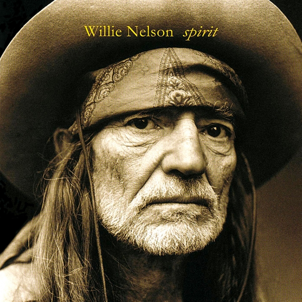 Willie Nelson Spirit cover art