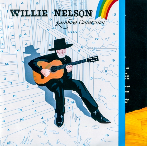 Willie Nelson Rainbow Connection cover art