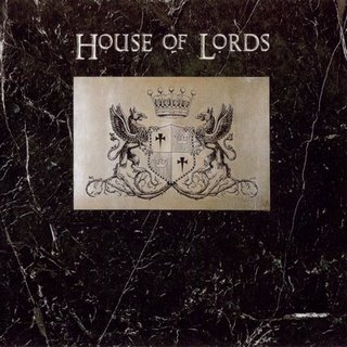 House of Lords House of Lords Cover Art