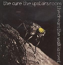 The Cure The Walk Cover Art