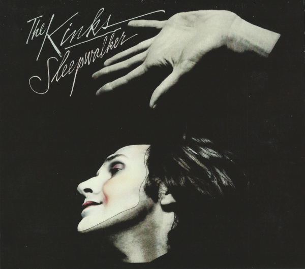 The Kinks Sleepwalker cover art