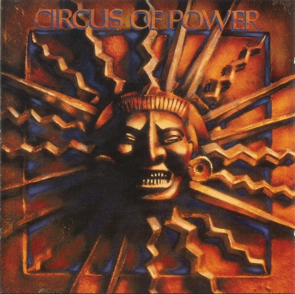 Circus of Power Circus of Power Cover Art