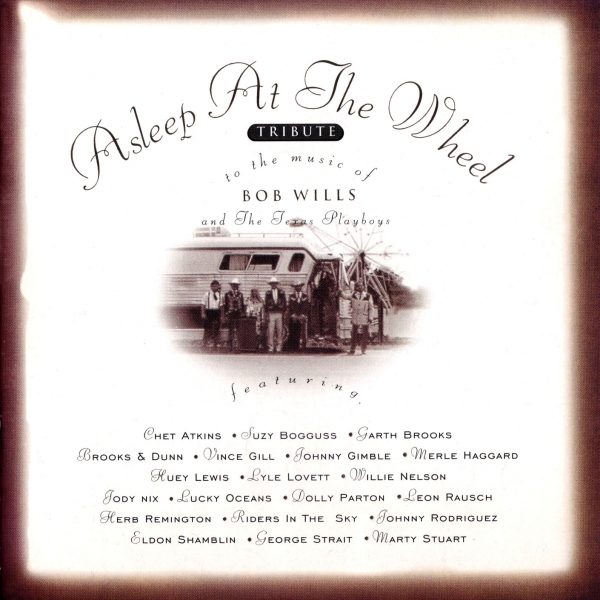Asleep at the Wheel Tribute to the Music of Bob Wills and the Texas Playboys Cover Art