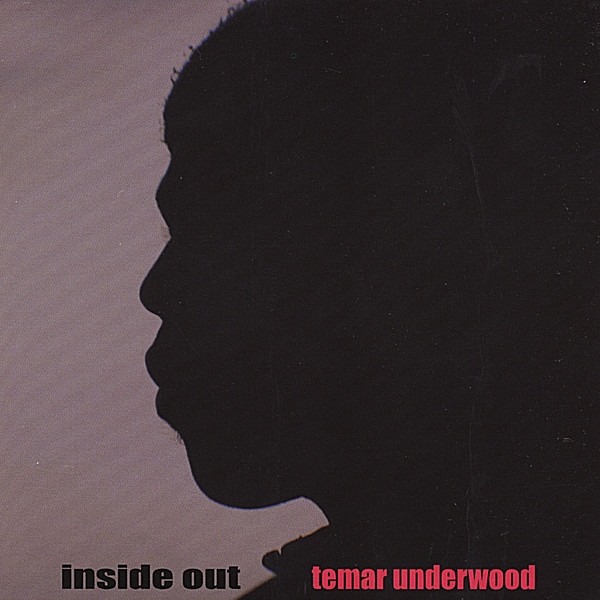Temar Underwood Inside Out Cover Art