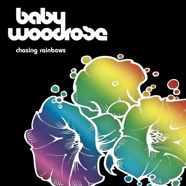 Baby Woodrose Chasing Rainbows cover art