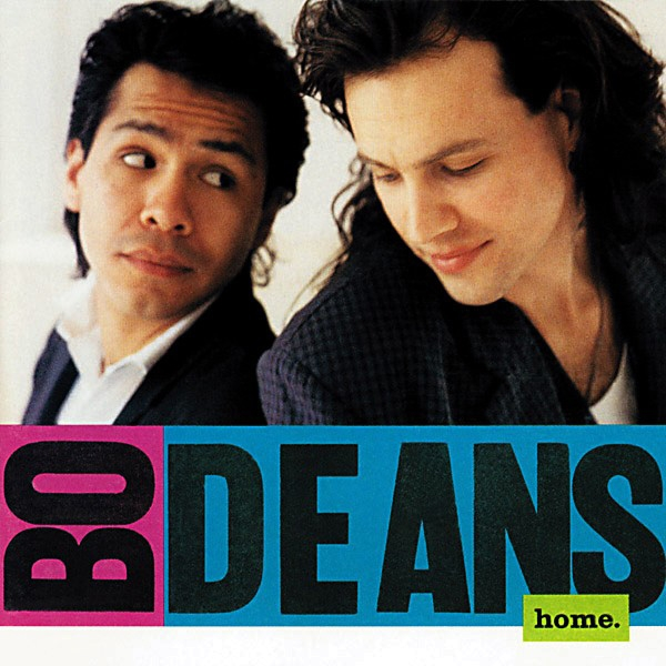 BoDeans Home Cover Art