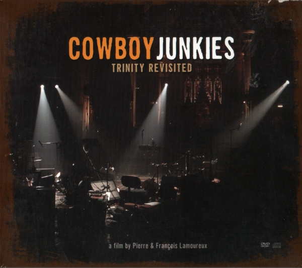 Cowboy Junkies Trinity Revisited Cover Art