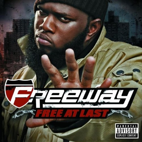 Freeway Free at Last Cover Art