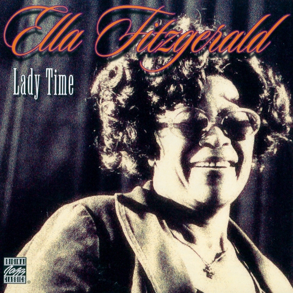 Ella Fitzgerald Lady Time cover art